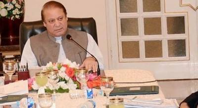 PM Nawaz Sharif outburst at the Indian Armed Forces