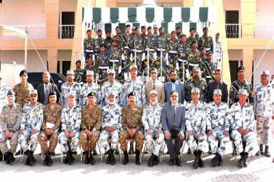 PNS Hameed: Commissioning ceremony of new Naval Base by Naval Chief