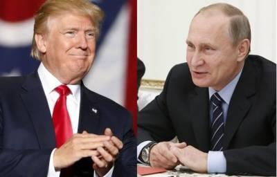 Trump-Putin vow to improve US-Russia ties