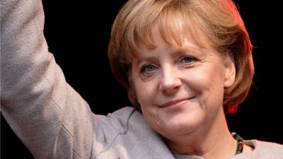 Angela Merkel rise as the strongest leader of the West