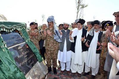 COAS inaugurates strategic central trade corridor with Afghanistan-Central Asia