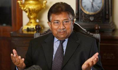 Former President Pervaiz Musharaf in trouble