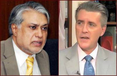 Pakistan a much better place than 3 years ago: US envoy Richard Olson