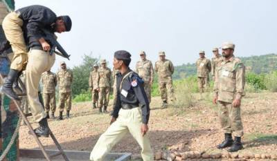 Pakistan Army to train Sindh Police