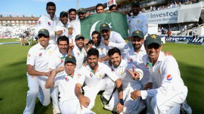 Pakistan Cricket Team to close gap with India in Test Rankings