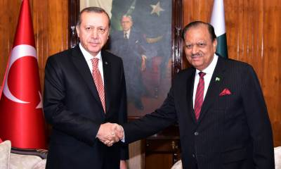 Pakistan - Turkey to further solidify defence ties