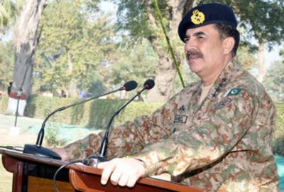 Raad Ul Barq: COAS address at the Khairpur Tamewali Military exercise