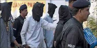 CTD arrests 2 ISIS terrorists in counter terrorism ops