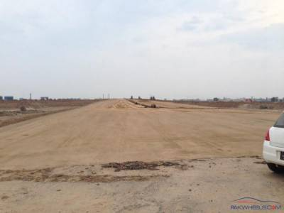 Faisalabad-Khanewal section M-4 Motorway status update