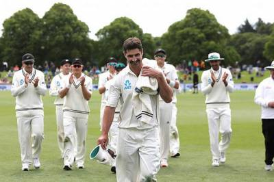 Pakistan Vs. New Zealand 1st Test Day 2 scorecard