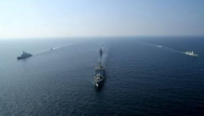 4th Pakistan - China Navies exercise conclude in Arabian Sea