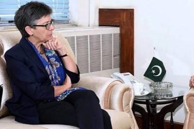Australia to help Pakistani small farmers