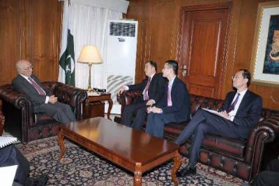 China to support Pakistan's sovereignty and territorial integrity: Chinese Minister