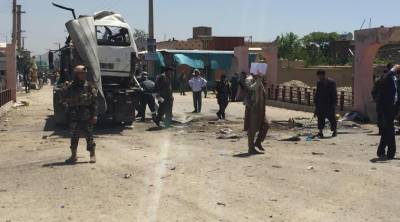 ISIS strengthening foot hold in Afghanistan