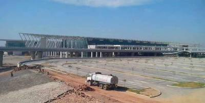 New Islamabad Airport link roads completion status
