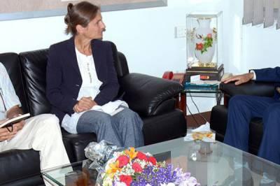 Pakistan-Netherlands have tremendous opportunities for trade: Ambassador