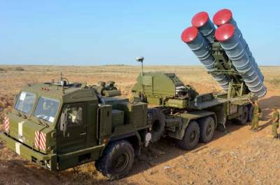 Russia deploys S-400 missile system along European border