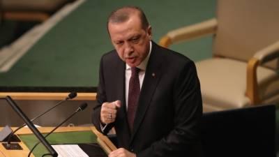 Turkish President Tayyip Erdogan challenges UN
