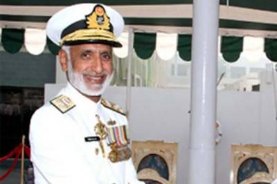 Pakistan Navy Chief warns India