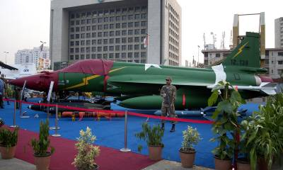 IDEAS-2018 defence exhibition to kick off