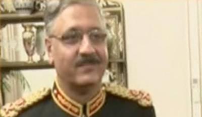 CJCSC General Zubair Mehmood Hayat career highlights