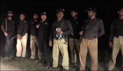 Police Encounter in Qasur; 3 Dacoits gunned down