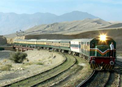 CPEC: Lahore-Peshawar Railway Track doubling kicks off