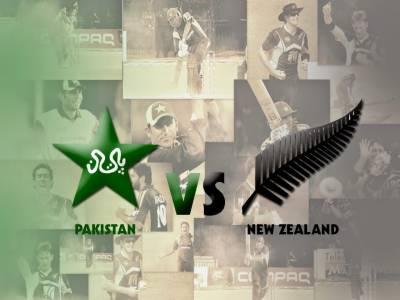 Pakistan Vs New Zealand 2nd Test Day 3 scorecard