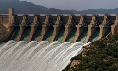 Under Construction Dams and Water Reservoirs in Pakistan