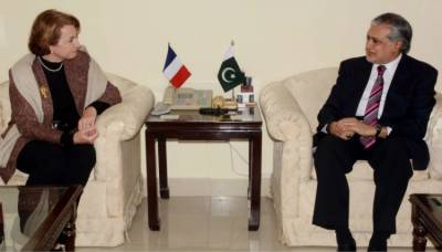 France keen to enhance bilateral economic ties with Pakistan: French Ambassador
