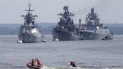 Moscow warns NATO expansion towards Russia