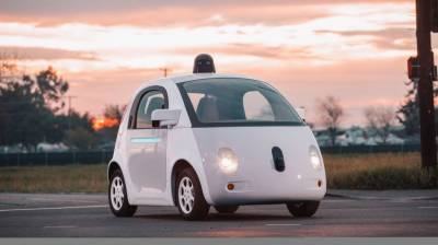 Self-driving cars hit streets