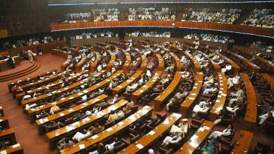 The Pakistan Climate Change Bill 2016 presented in the National Assembly