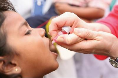 3.3 million children in Pakistan to be polio vaccinated