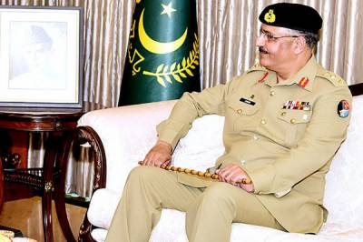 CJCSC General Zubair Mehmood Hayat calls on Naval Chief