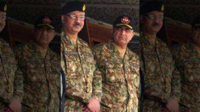 COAS General Qamar Javaid Bajwa meeting with Hussian Nawaz: ISPR responds