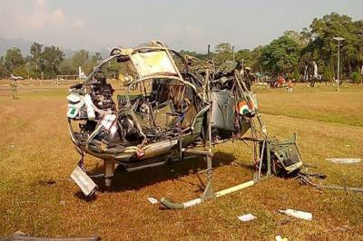 Indian Army plane crashes; senior Army officers killed