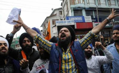 Pakistan urged to raise Sikhs' demand for Khalistan at Heart of conference in India