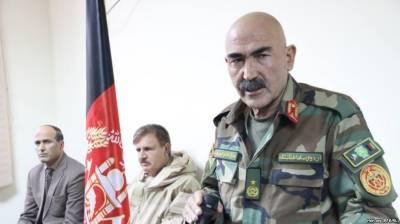 Top Afghan Army General killed
