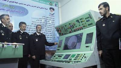 Iran's Navy unveils new indigenous systems