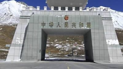 Pakistan-China border via Khunjerab closed