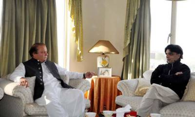 PM Nawaz Sharif discuss national security issues with Interior Minister
