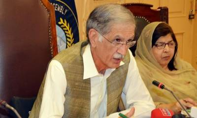 356 small hydro power projects to be completed in KPK till June: CM KPK