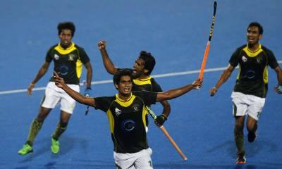 Pakistan Hockey boycotts India