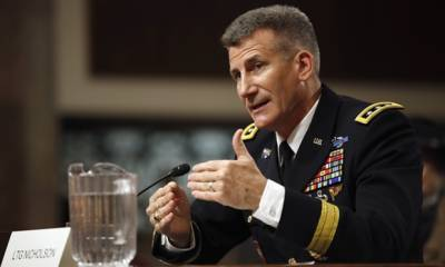 Afghanistan government controls only 60% of the territory: US general
