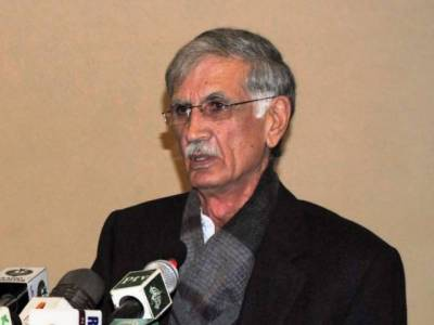 CM KPK inaugurates Gomal Zam Command area project