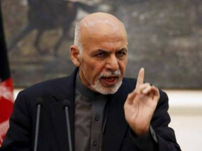 Afghan Taliban would perish in one month without Pakistan support: Ashraf Ghani