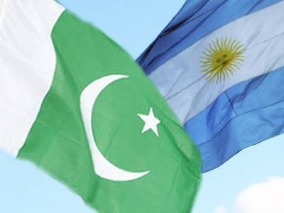 Argentina keen to enhance bilateral trade with Pakistan: Ambassador