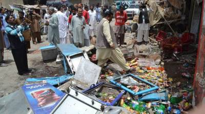 Intelligence Agencies arrest Quetta blast mastermind
