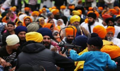 Khalistan state demand rising in India